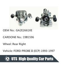 93-97 FORD PROBE II Rear Brake Caliper Set Brand New Replacement calipers, Cardone 19B1596/97 Ford Probe, Brake Calipers, Rear Brakes, Car Parts