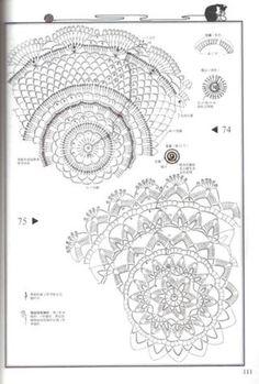 Crochet a Beatiful home  Revista de crochet hogar