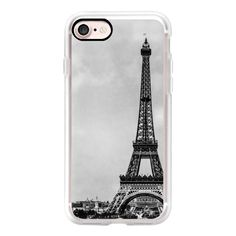 Vintage retro Eiffel tower Paris France (image is public domain) -... ($50) ❤ liked on Polyvore featuring accessories, tech accessories, cell phone cases, electronics, phone cases, ipad cover / case, apple ipad cover case, apple ipad case, ipad sleeve case and ipad cases
