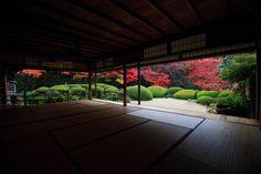 Shisen-do Temple Kyoto Japan