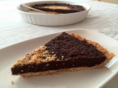 Chilled Chocolate Espresso Torte (Oh She Glows Cookbook Review)