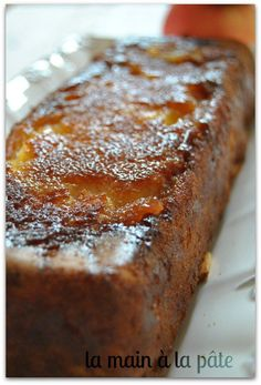 whats good to eat: Flan aux pommes caramélisées Apple Recipes, Sweet Recipes, Cake Recipes, Desserts With Biscuits, No Bake Desserts, Flan Dessert, Apple Custard, Food Cakes, Puddings
