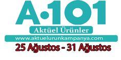 A101 25 Ağustos Perşembe günlerinin vazgeçilmezleri arasına giren A101…