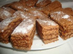 Though many consider these sweets to be unhealthy and addictive, did you know that its raw ingredient - Cookie Recipes, Dessert Recipes, Desserts, Dessert Ideas, Chestnut Honey, Romanian Food, Romanian Recipes, Creme Caramel, Cacao Nibs