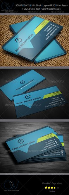 Corporate Business Card Vol.40