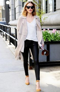 5 Times Olivia Palermo Wore Pieces Under $50 via @WhoWhatWear