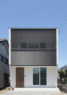 white + i 彩りの家 | 群馬の注文住宅 シンプルモダンのこだわり抜いたデザイン住宅 長期優良住宅 | Zensyu-House