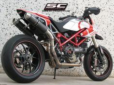 SC Project Hypermotard 1100 EVO SP