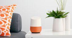 Google Home leva o Google Assistente a todos os cômodos da sua casa - http://www.showmetech.com.br/google-home-assistente-da-sua-casa/