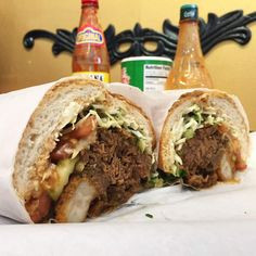 From The Godmother to Langer's #19, to Son of a Gun's fried chicken sandwich and 18 other total must-eats.