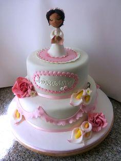 Communion Cake, torta prima comunione
