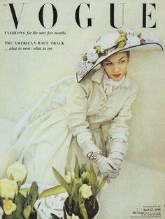 Vogue, April 1948.