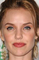 Kelli Garner ( #KelliGarner ) - an American actress who played in Man of the House, The Aviator, Bully, Taking Woodstock and Thumbsucker, and as Kate Cameron in Pan Am - born on Wednesday, April 11th, 1984 in Bakersfield, California, United States