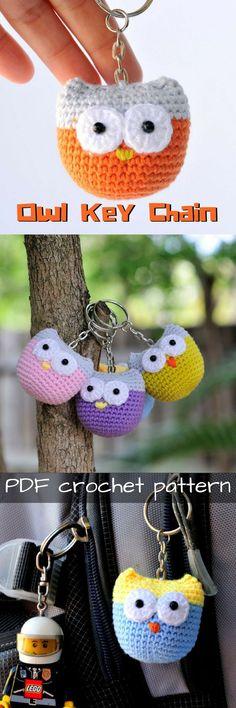 Crochet kids backpack pattern etsy 42 new ideas Crochet Kids Scarf, Crochet Beanie, Crochet Home, Crochet Gifts, Crochet For Kids, Knit Crochet, Owl Crochet Patterns, Crochet Chart, Amigurumi Patterns