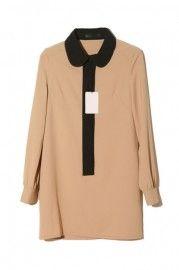 #autumn dress #2dayslook #anoukblokker #autumnfashion  www.2dayslook.com
