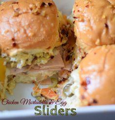 Sliders recipe