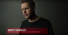 YouTube Gaming to air weekly live show with Geoff Keighley