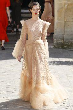 Неделя высокой моды в Париже: Ulyana Sergeenko (Интернет-журнал ETODAY)