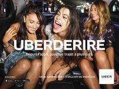Uber dévoile sa première campagne de pub française avec Marcel
