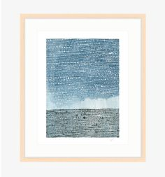 Online store for original art & printed homegoods designed and made in California by Sausalito artist and textile designer, Martha Oakes. Textile Design, Design Art, Original Artwork, Original Paintings, Framed Prints, Art Prints, Watercolor Print, Custom Framing, Fine Art Paper