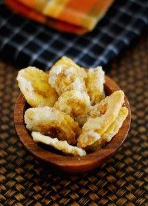 Sugar Coated banana chips