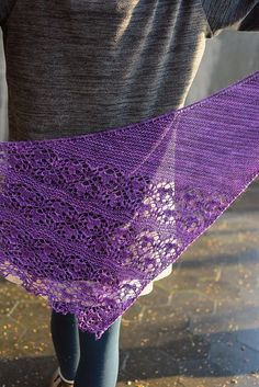 Ravelry: Lily Pool Terrace pattern by Kirsten Kapur