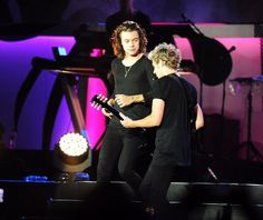 Harry & Niall // Cape Town, Africa // 01.04.15