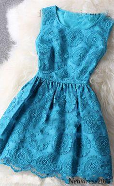 Blue Prom Dress, prom dresses