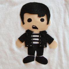 Jailhouse Rockin' Onesie Elvis baby wear by ButterflyBlueDesigns, $12.00