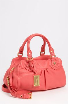 MARC BY MARC JACOBS 'Classic Q - Baby Groovee' Leather Satchel | Nordstrom.