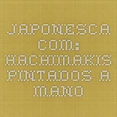 japonesca.com: hachimakis pintados a mano