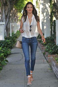 Alessandra's street style