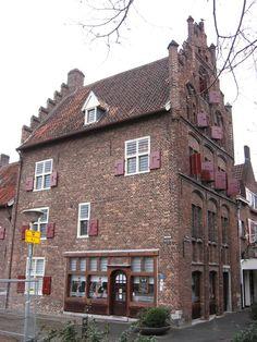 Romerhuis Venlo, Limburg, The Netherlands