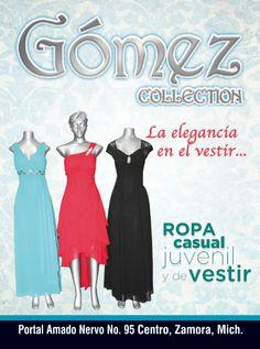 Gómez Colectión con lo nuevo en moda femenina