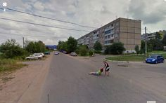 2009 9 Eyes of Google Street View - Rafman