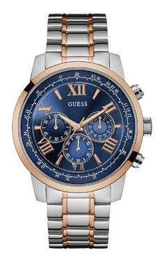 Guess W0379g7 men`s bracelet dress watch, Metallic Buy for: GBP189.00 House of Fraser Currently Offers: Guess W0379g7 men`s bracelet dress watch, Metallic from Store Category: Accessories > Watches > Men's Watches for just: GBP189.00