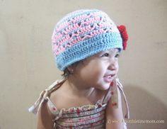 Crochet Toddler's Hat / Beanie Pattern