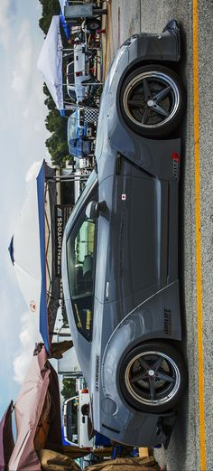 (°!°) LB Works Nissan GT-R Liberty Walk