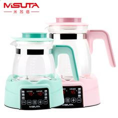 Constant Temperature Water Warm Machine for Baby Milk Smart Milk Powder Thermostat Water Warmer Glass Electric Kettle Powdered Milk, Latte, Kitchen Appliances, Baby, Glass, Electric, Accessories, Kettle, Kitchen Tools