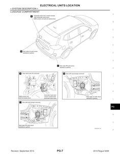 2007-2013 nissan x-trail t31 oem service and repair manual