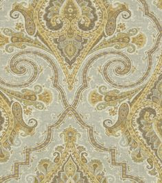 Home Decor Print Fabric-Waverly Anatalya/Pumice