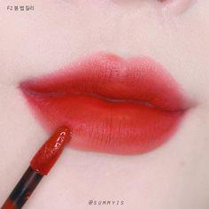 Korean Natural Makeup, Korean Eye Makeup, Korea Makeup, Asian Makeup, Korean Lipstick, Eye Makeup Pictures, Makeup Materials, Ulzzang Makeup, Ombre Lips
