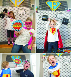 Amy's Party Ideas: {Ask Amy} Super Hero Party Ideas