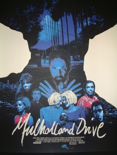 mulholland drive poster - Google Search
