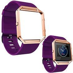 For Fitbit Blaze Watch Replacement Strap Band,Clode® Soft... https://www.amazon.co.uk/dp/B01F1L0NQS/ref=cm_sw_r_pi_dp_x_1xIjybH8W1ZRW
