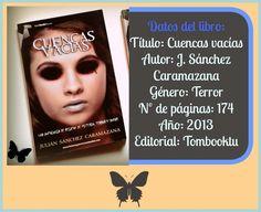 """Ficha de """"Cuencas vacías"""", de J. Sánchez Caramazana"""