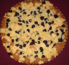 Jogurtový čučoriedkový koláč s posýpkou., Koláče, recept | Naničmama.sk Pie, Food, Recipes, Torte, Cake, Fruit Cakes, Essen, Pies, Eten