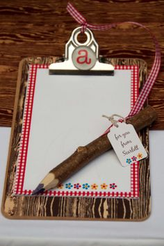 Aesthetic Nest: Party: Scarlett's Woodland Picnic Birthday (Printables)