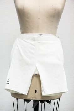 White Bicycle Sport Shorts #W6251069