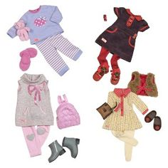 Our Generation Doll Outfit Set Collection 6 : Target Mobile